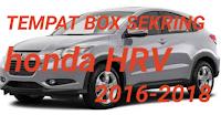 tempat fusebox HONDA HRV 2016-2018