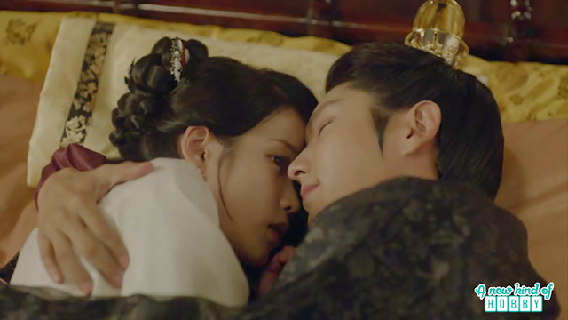 hae soo sleep in wang soo arms - Moon Lovers Scarlet Heart Ryeo - Episode 17 (Eng Sub)