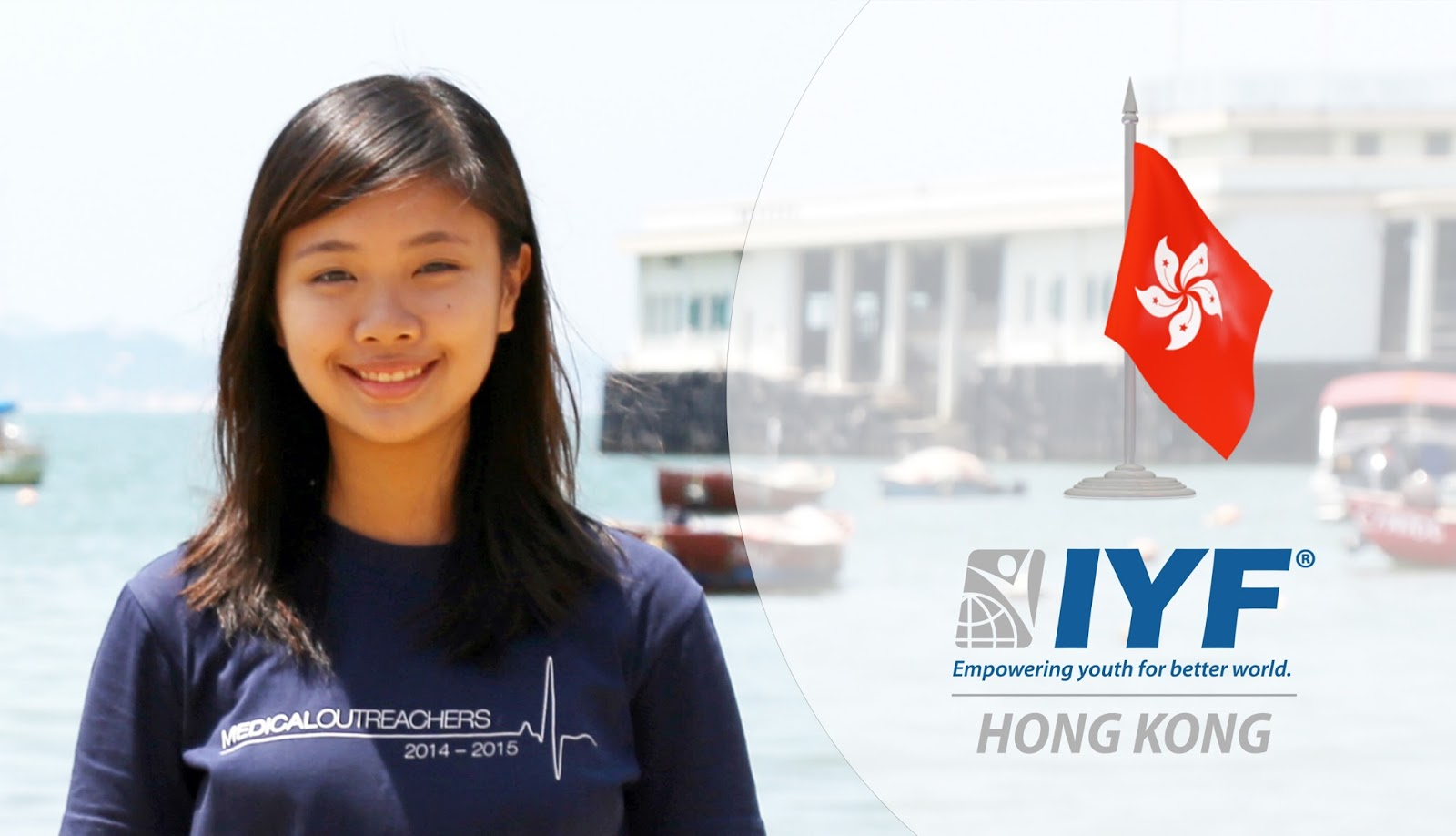 IYF Special Representative in Hong Kong
