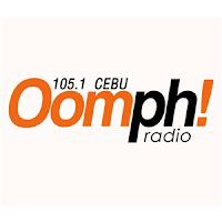 Oomph Radio Cebu DYUR 105.1 MHz logo