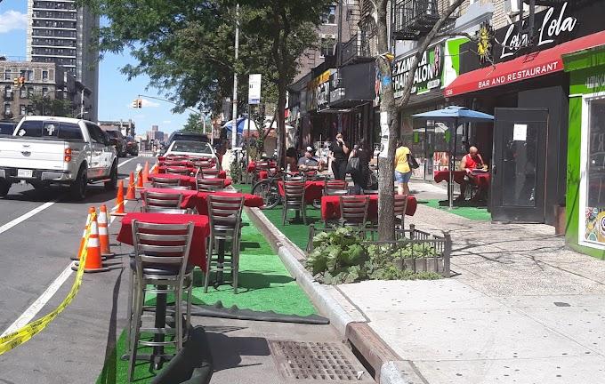 Restaurantes dominicanos en el Alto Manhattan reabren con los nuevos protocolos y restricciones por coronavirus