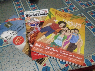 Guide Book Going to Bali Indonesia