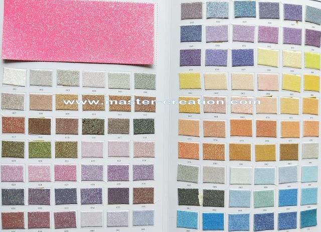 holographic glossy fabrics