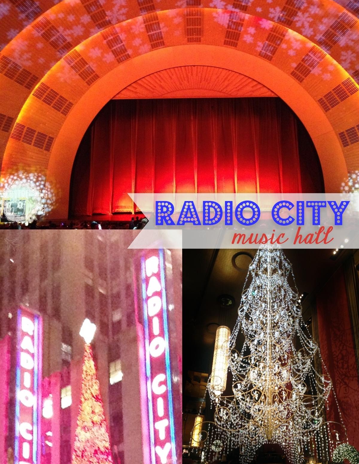 radio city music hall - Discovereighng with Dana Travel