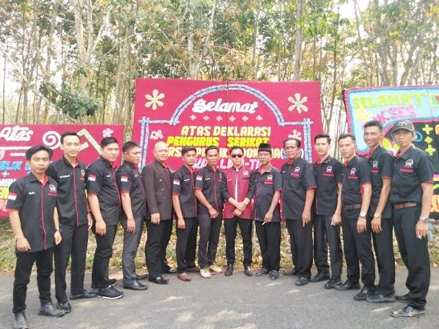Suksesnya Deklarasi DPC Serikat Pers Republik Indonesia Kabupaten Lampung Timur