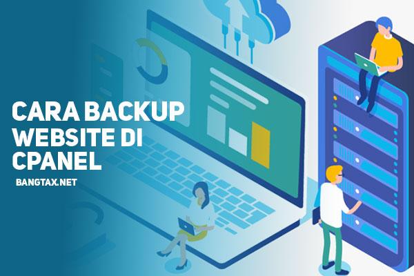 Tutorial Backup Website Melalui cPanel
