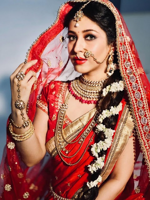 Sonarika Bhadoria (Actress) Wiki, Age, Family, Career, and Many More