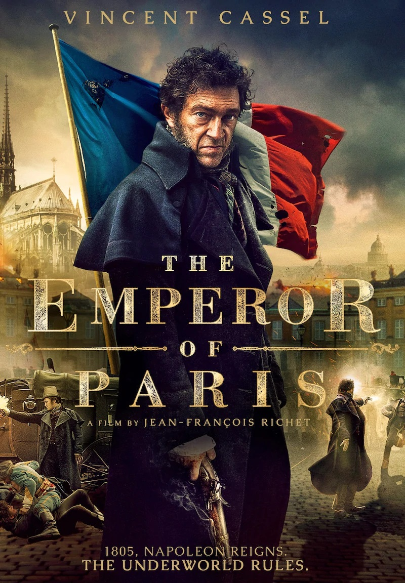 The Emperor of Paris [2018] [CUSTOM BD] [DVDR] [NTSC] [Latino]