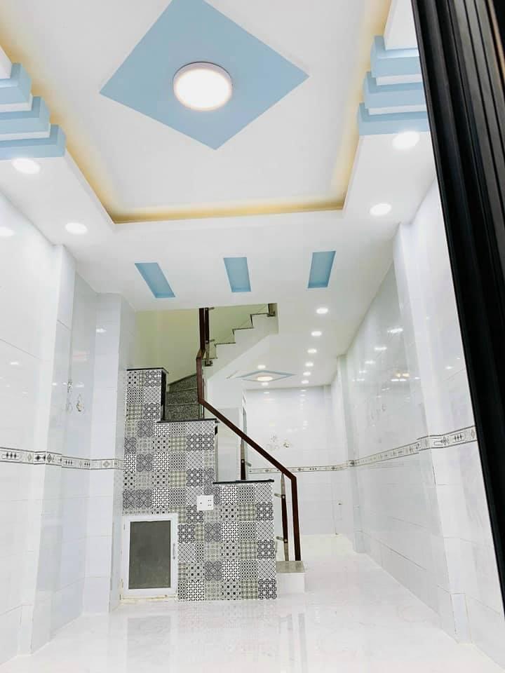 Bán nhà 2 lầu đường Trần Phú Quận 5, hẻm 3m thông ra An Dương Vương