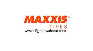 Lowongan Kerja PT Maxxis Tires Indonesia Bekasi