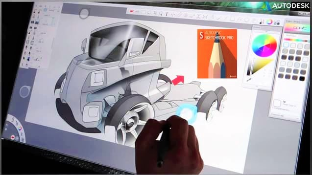 Autodesk SketchBook Pro for Enterprise 2019 Full Version