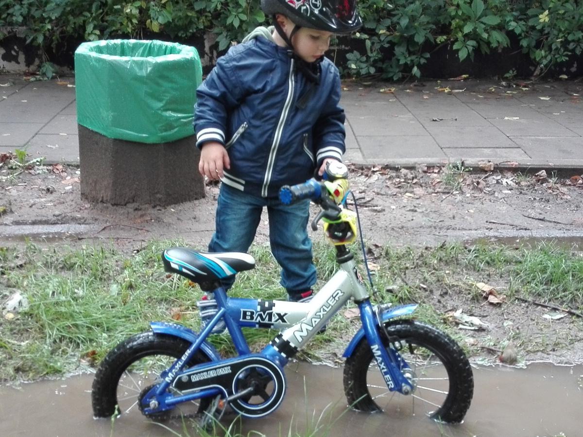 Rower dla trzylatka - jak wybrać?