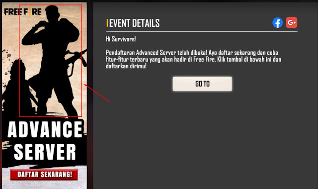 Bocoran Karakter Terbaru Lucas Free Fire Advance Server