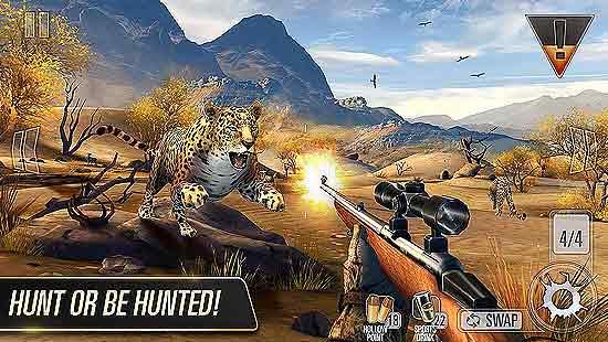 Deer Hunter Classic Apk Mod Unlimited