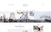 Themexpose Best Clean Blogger Blogspot Template