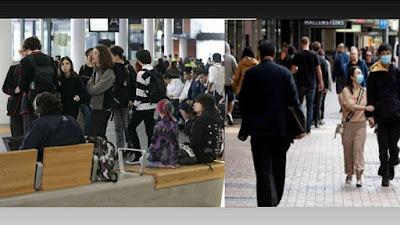 Warga Australia-Selandia Baru Kembali Bebas Berkegiatan Tanpa Khawatir Covid-19