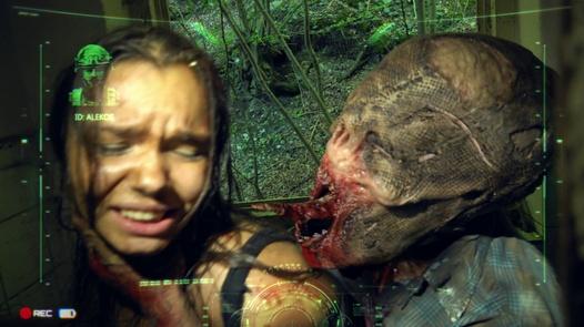Katrin Tequila violada por un zombi al nuevo clip de ZOMBIE-STRIKE: THE FINAL CHAPTER 2