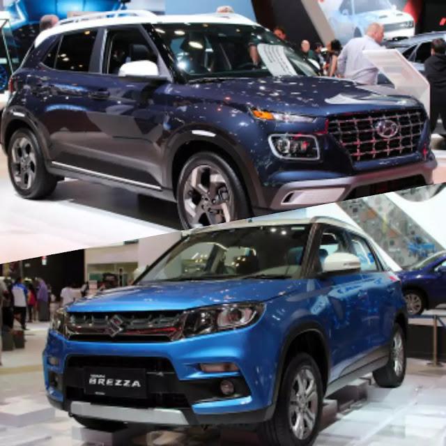 Hyundai Venue continues to outsell Maruti Suzuki Vitara Brezza in August