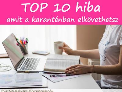 COVID-19, hiba, Top 10, egészség, életmód, kiegyensúlyozottság, egészségmegőrzés