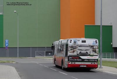 Solaris Urbino 12 #159, MZK Kędzierzyn-Koźle