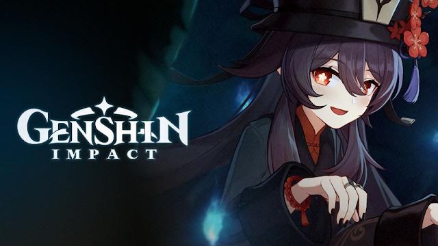 Hu Tao - Genshin Impact