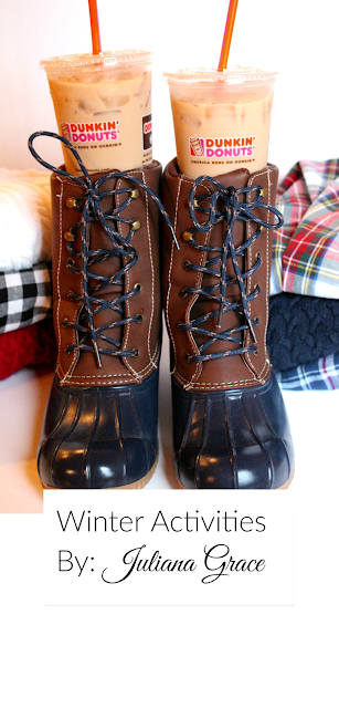 5 creative winter activities
