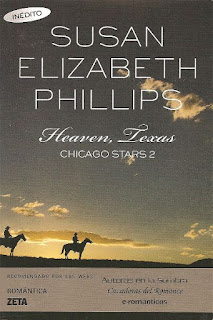 Heaven, Texas    Chicago Stars #2   Susan Elizabeth Phillips