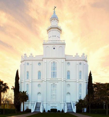 20 interessante Fakten über die Tempel der Mormonen