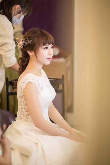台北新秘 | 台北新娘秘書 | 新娘造型師 | 新娘妝髮 | 白紗造型2018 | 乾燥花造型2018 | 台北新秘推薦