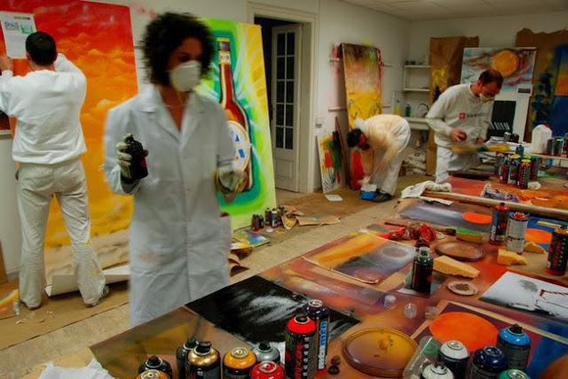 Talleres de graffiti m laga talleres art sticos for Taller de artesanias
