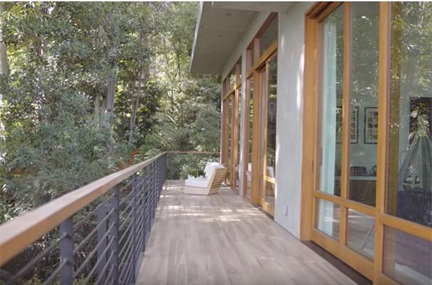 Ricky Martin e marido abrem as portas da mansão em Los Angeles