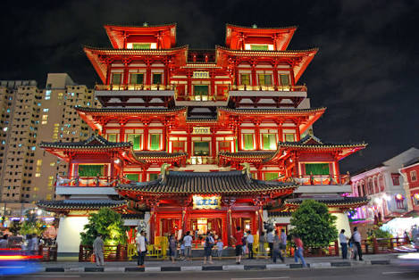 CHINATOWN BEST PLACES IN SINGAPORE