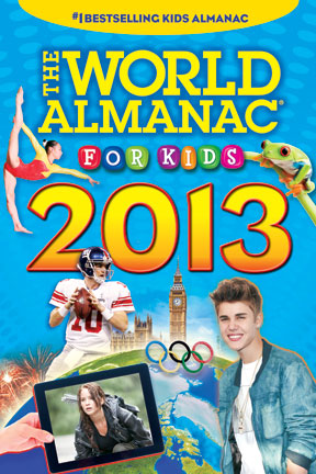 World Almanac for Kids 2013