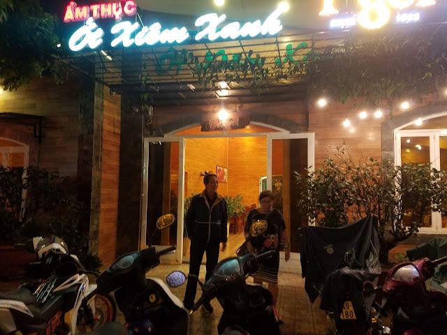 Review nhà hàng Ớt Xiêm Xanh, Bảo Lộc