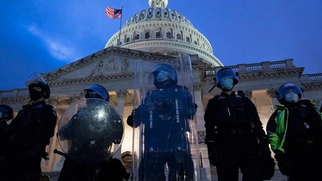 Παγκόσμιο σοκ από τις σκηνές βίας στην Ουάσινγκτον