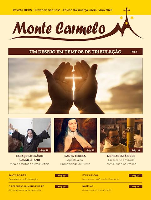 Revista Virtual Monte Carmelo n° 167