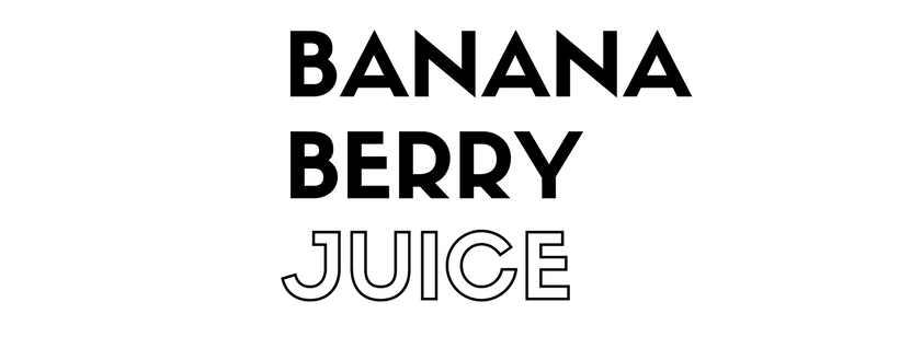 Bananaberry Juice