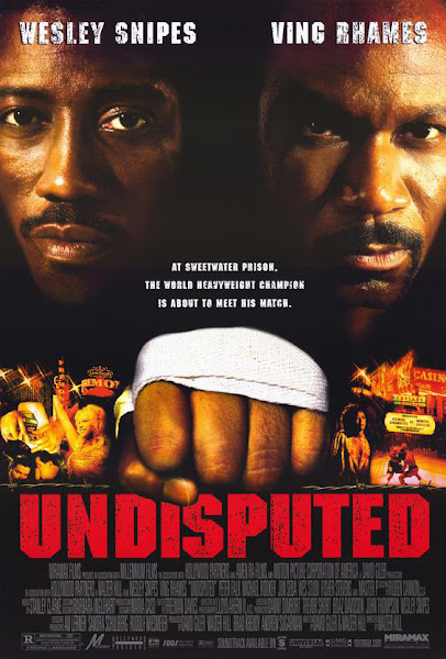 Poster of Undisputed 2002 English 720p Full Movie BluRay With ESubs Download