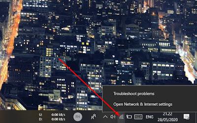 Mengatasi Wifi Limited di Windows
