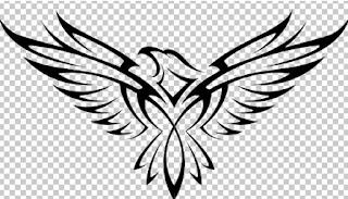 desain-tato-cara-membuat-gambar-burung-elang-vektor-dengan-photoshop