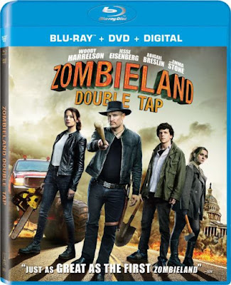 Zombieland Double Tap 2019 Eng 720p BRRip 750Mb ESub