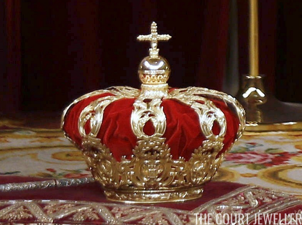 The Royal Crown Of Spain