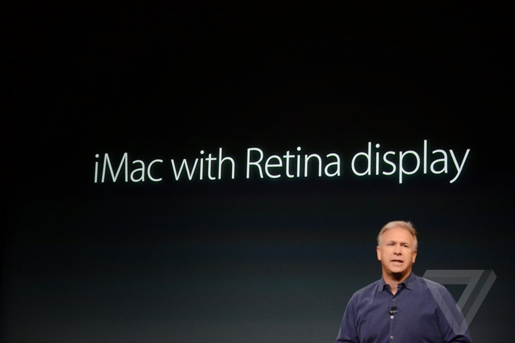 iMac's highes resolution dispaly