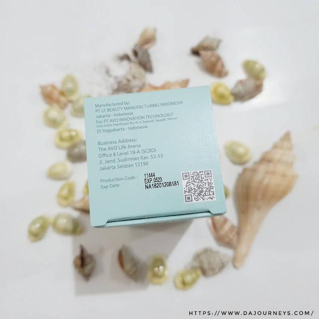 Review Avoskin Your Skin Bae Marine Collagen Toner