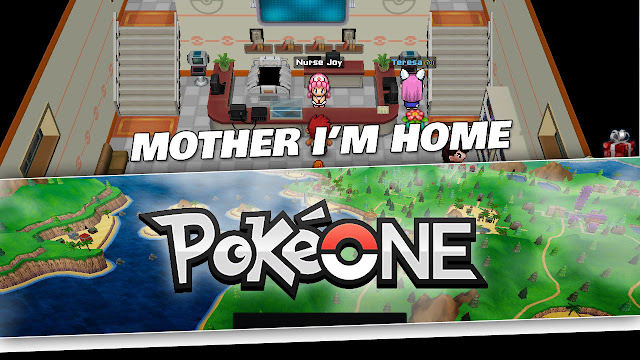 PokeOne Gameplay by Kabalyero! Mother is Mother of ALL! NANI?