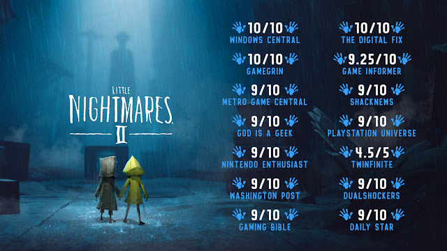 Reviews of Little Nightmares 2