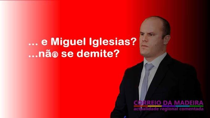 … e Miguel Iglésias?