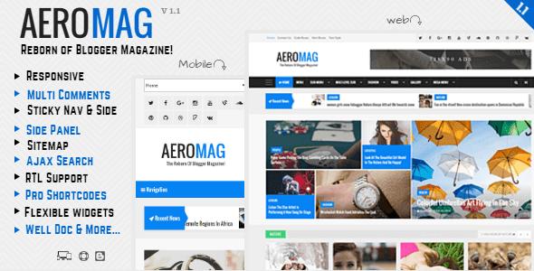 aeromag - blogger