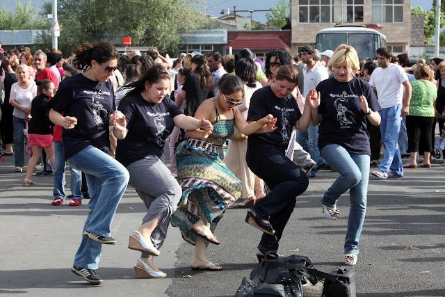 Día de las mujer en Armenia