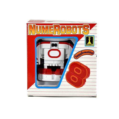 Numerobots Nº 8